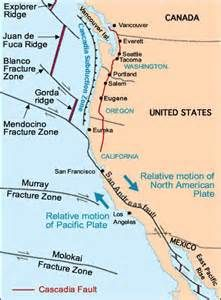 West Coast Earthquake Fault Lines Bing Images Earthquake - Us map with fault lines