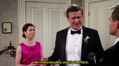 Marshall & Lily   How I Met Your Mother
