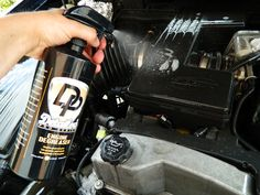How To: Detail Your Engine Like a Professional - Auto Geek Online Auto Detailing Forum - Car Detailing   Don't know for sure what this means but I have a feeling this will be helpful....