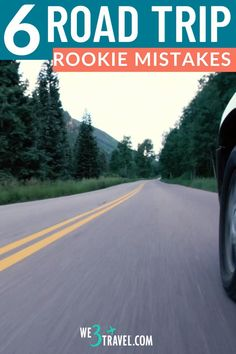 Heading out on a road trip? Before you plan your road trip destinations, be sure to avoid these common road trip mistakes. Whether you are doing a National Park road trip or looking for day trip ideas, make sure you read these road trip tips before leaving home. Road Trip Packing List, Road Trip Hacks, Road Trip With Kids, Family Road Trips, Rookie Mistake, Road Trip Destinations, Leaving Home, Day Trip, Mistakes