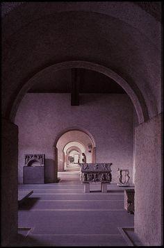 Carlo Scarpa's Castelvecchio Museum in Verona
