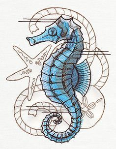 https://www.google.com/search?q=seahorse machine embroidery design