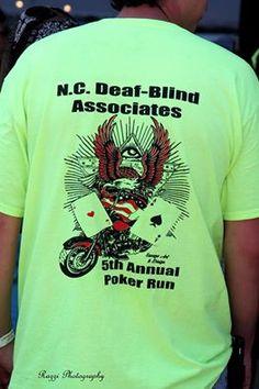 T-shirt design for the 2016 Poker Run