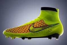 Nike Magista: The First Flyknit Built Football Boot