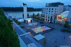 BRATISLAVA BY NIGHT FREE TOUR - WelcomeToBratislava | WelcomeToBratislava - Eurovea