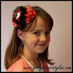 Girly Do Hairstyles: By Jenn: Cutting Bangs Tutorial