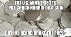 Chuck Norris coin
