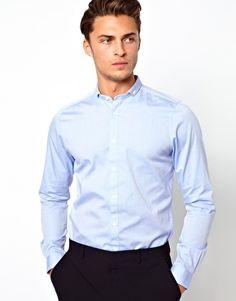 Vito Small Collar Shirt