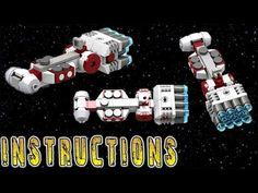 Lego Hammerhead Corvette | Star Wars | INSTRUCTIONS - YouTube