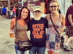 12 Old People Who Really Should've Checked What Was Written on Their Shirts