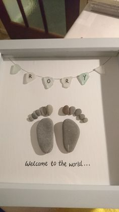 New baby pebbles/seaglass picture #junktofunk Facebook...