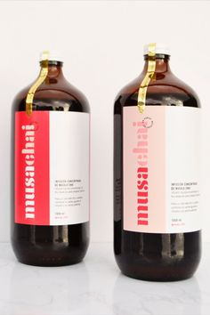 Musa Chai's Perfectly Pink Packaging Is Inductive Of Positivity