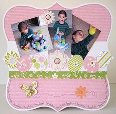 Scrapbook Easter