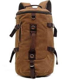 6e66590b45e1 AUGUR Brand New Fashion Mens Designer Backpack Women Travel Bags Canvas  Leisure Large Capacity Shoulder Bag Multifunctional