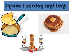 Lent & Shrove Tuesday - A simple PowerPoint to help explain about Lent and Pancake day.