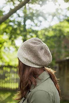 Great pattern for slouchy hat