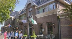 Loods Hotel Vlieland Vlieland Of course you will enjoy your time on Vlieland, relax and get a breath of fresh air. That's possible in centrally located Loods Hotel Vlieland.  This hotel is located in the breakers of the Waddenzee, and a 5-minute walk from the ferry service.