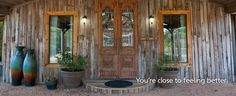 Deer Lake Lodge & Spa, Houston Texas - detox!