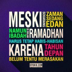 Semangat Puasa Ramadhan
