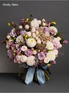 Florist Friday: Wild at Heart's new range of bouquets for late summer/autumn 2014