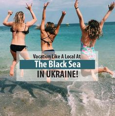 Visit the black and sea and beautiful Odessa in Ukraine!