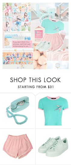 """""""think about it TWICE!"""" by dai-co ❤ liked on Polyvore featuring Crosley and Topshop"""