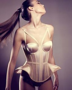 Underwear for the Rich & Famous? 10 Luxury Lingerie Brands To Swoon Over: ID Sarrieri's Edgy Embellished Styles