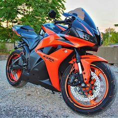 Honda CBR 600RR.  Motorcycles, bikers and more