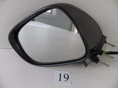 2007 LEXUS IS250 IS350 REAR VIEW MIRROR BLACK FRONT RIGHT 87940-53251 236 #19