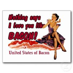 All bacon, all the time!