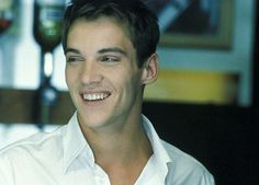 And that smile Johnathan Rhys Meyers