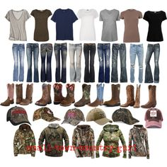 Country girls World by small-town-country-gurl on Polyvore