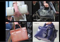 East West Satchel fall handbag trends 2014