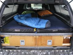 LATEST PROJECT - Truck Drawers/Sleeping Platform - Expedition Portal …
