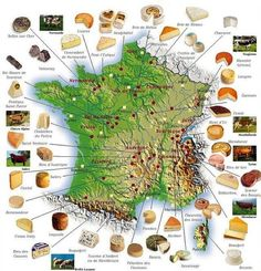 Les fromages!