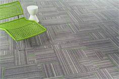 """Milliken's Remix 2.0 in Backbeat hits Interior Design's """"Weekly Top 5"""" in flooring!"""