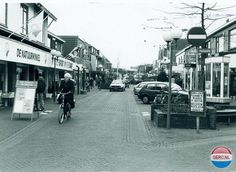 Stationsstraat Ermelo (jaartal: 1990 tot 2000) - Foto's SERC