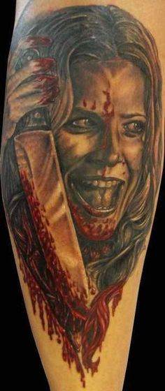 The detail is amazing, love Devils Rejects, but I would never get anything like this.
