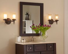 Mirror Frame Ideas & Bathroom Mirror Ideas   MirrorMate Frames