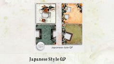 Japanese Style QP by butterflyDsign