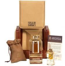 Abdul Samad Al Qurashi Safari Oil Perfume  ❤ it! Beautiful box and the smell is amazing