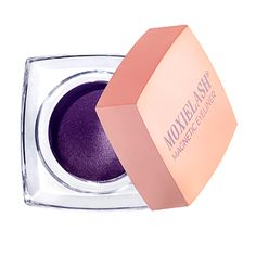 Magnetic Gel Eyeliner Purple Shop All - MoxieLash Cool Skin Tone, Colors For Skin Tone, Purple Eye Makeup, Magnetic Lashes, Eyeliner Brush, Braids For Kids, Gel Color, Summer Makeup, Matte Lips
