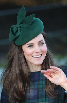 Kate Middleton Duchess of Cambridge Hat