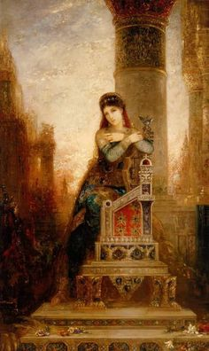 Gustave Moreau COLLECTION.