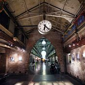 I can't remember if we went to the Chelsea Market last time you were in NYC. If not, go! Even if we did, go again!