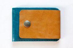 Slim Bill Leather Wallet