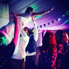 "Shine On had a crowd surfing bride at their Broyle Place wedding on 23-06-2017!!   ""Scenes at Bonnie and Adams wedding! Great stuff""  Follow @shine_on_band on IG   Book them   ShineOnBand.co.uk http://ift.tt/2s2E0qH  #AliveNetwork #ShineOnBand #ShineOn  #WeddingBand #Music #Entertainment #Wedding #Weddings #BrideToBe #WeddingInspiration #WeddingMusic #WeddingEntertainment #WeddingFun #WeddingParty #WeddingBand #WeddingPlanning #WeddingDay #DreamWedding #SheSaidYes #Ido  #WeddingIdeas #Bride…"