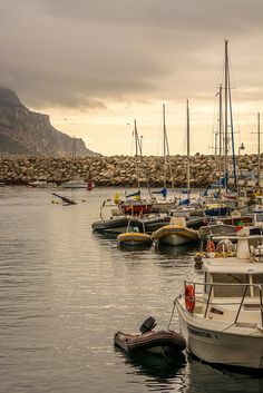 Sesimbra (Portugal) - if you travel there you would love the beach, the night life, the gorgeous sea-food restaurants.