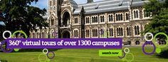 view campus tours - Online tours of over 1300 colleges - Great Online Tool for High School Students