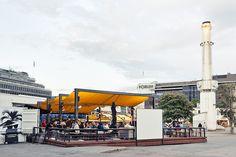 Mbar Restaurant in Helsinki by Visit Finland, via Flickr